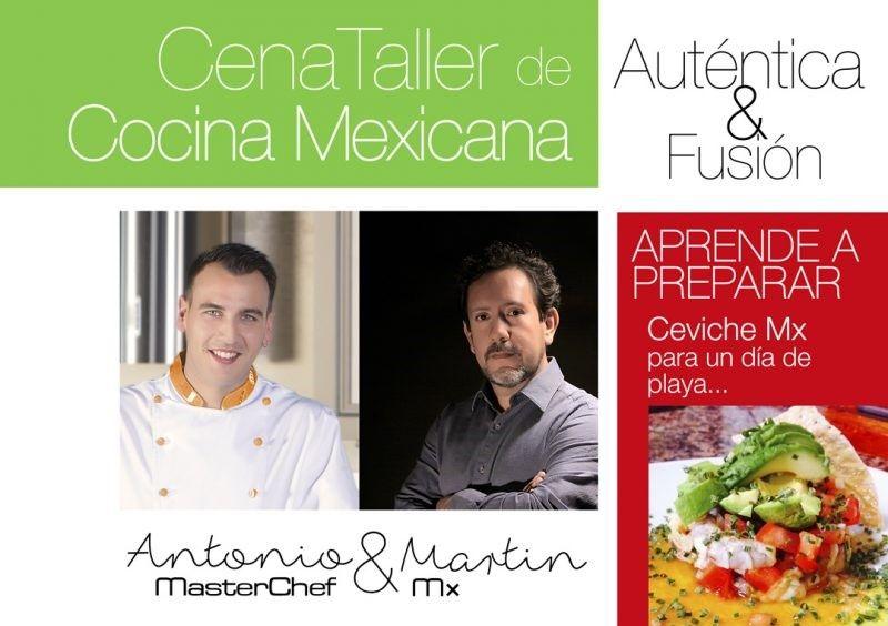 Cena taller de cocina mexicana en sevilla - Taller de cocina sevilla ...