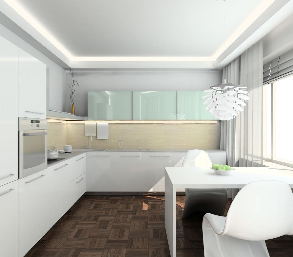 El office en cocinas peque as kouch cocinas - Cocinas office pequenas ...